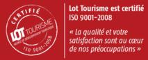 ISO 9001 - L'ADT du LOT et l'UD cértifiées